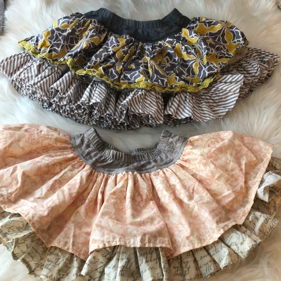 persnickety skirt bundle SZ 2 excel cond